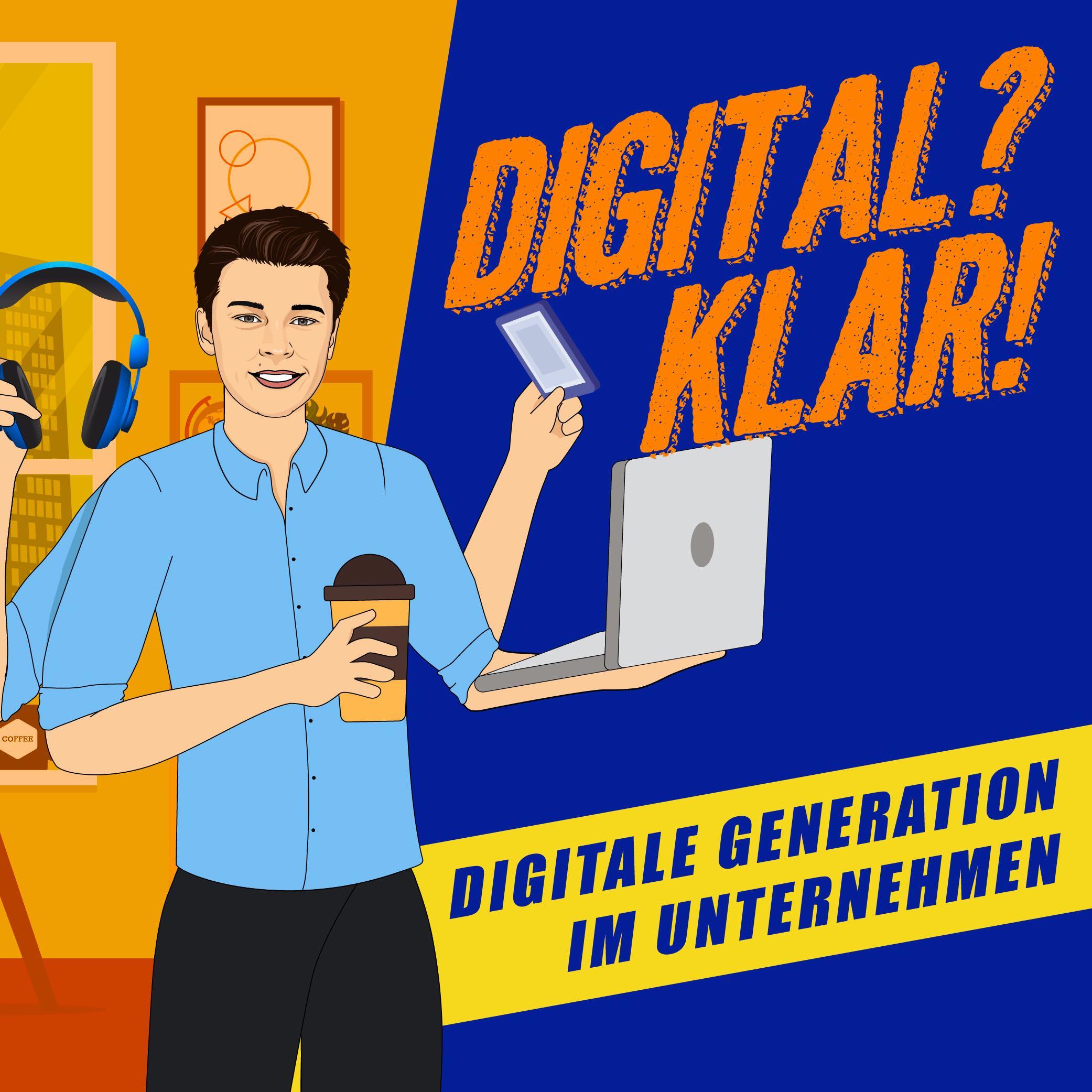 Digital? Klar!